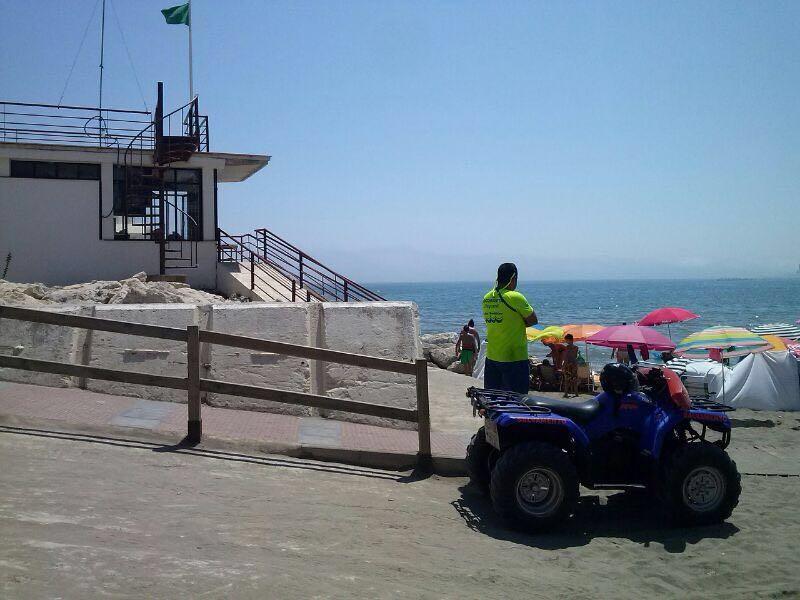 Salvamento y Socorrismo - Playas, Piscinas y Parques Acuáticos