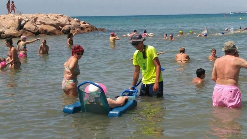 Medios Acuáticos - Salvamento en Playas