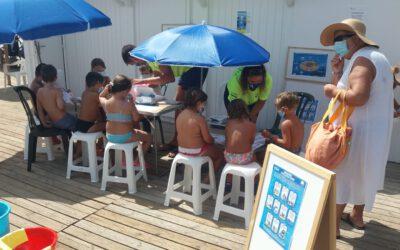 Talleres de concienciación y educación ambiental playas de Fuengirola