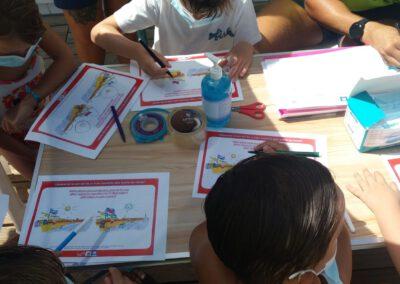 Taller de concienciación y educación ambiental Playas de Fuengirola